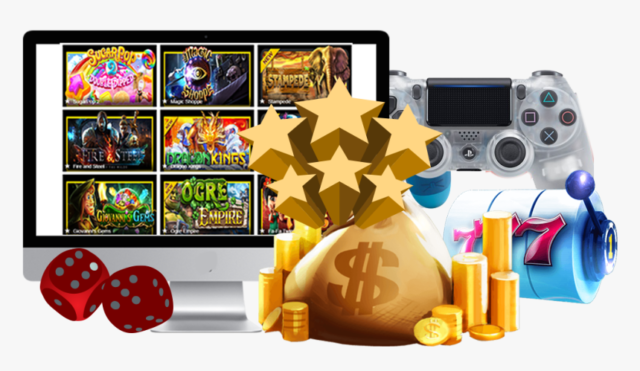 Choose a site for casino games