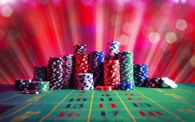 Online casino success